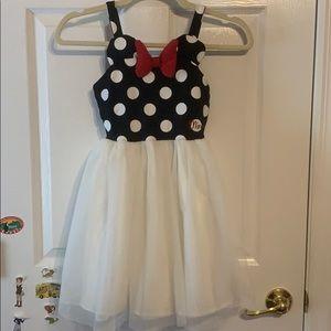 Minnie Mouse Dress 6X